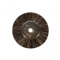 "SUPER 5/8"" UNMOUNTED BRUSH, SOFT, 3/32"" HOLE"