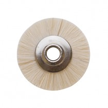 "SUPER 5/8"" UNMOUNTED BRUSH, EXTRA SOFT, 1/8"" HOLE"