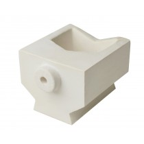 1.2 Kg Replacement Ceramic Centrifugal Crucible