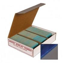 Gray Precut Jewelry Rubber - 5 Lb Box