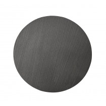 "3"" Graphite Round Sphere Disc"