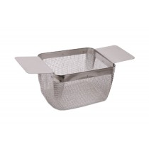 "5"" x 4"" x 3"" Fine Mesh Cleaning Basket"