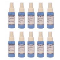 12 Pack QuikBrite Cleaner - 4 oz Spray Bottles