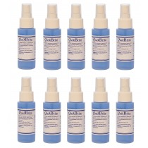 12 Pack QuikBrite Cleaner - 8 oz Spray Bottles