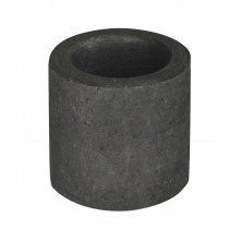 6 oz Gold Mini Graphite Crucible Cup