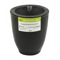 A0.5 - 1 Kg Salamander Super Clay Graphite Crucible