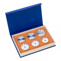 6 Piece Large Aluminum Die Set