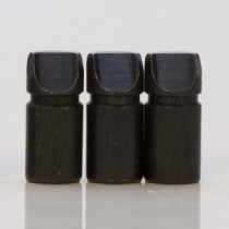 Set of 3 Knurled Type Covers for CWR-600.00