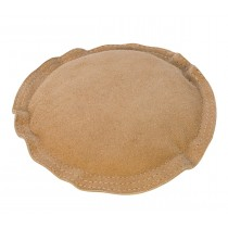 "7"" Round Leather Sandbag"