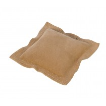 "6"" Square Leather Sandbag"