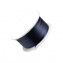 24 Gauge Dark Blue Artistic Wire - 20 Yards