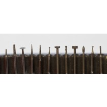 12 Piece High-Speed Diamond Point Set - Coarse
