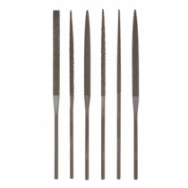 6 Piece Wax File/Carving Set