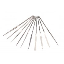10 Piece Diamond Needle File Set