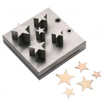 5 Piece Star Disc Cutter Set