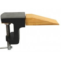 "7"" Jeweler's Bench Pin with Anvil Mounting Holder"