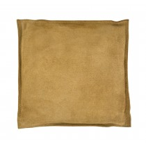 "10"" Square Leather Sandbag"