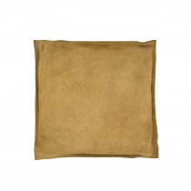 "8"" Square Leather Sand Bag"