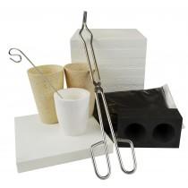 Deluxe Microwave Gold Smelting Kiln Kit