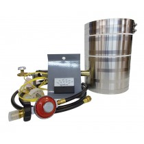 "KK-8 Kwik Kiln 8"" Propane Furnace Kit"