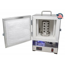 STANDARD TableTop Hi-Temp 2200°F Electric Burnout Oven Kiln for 3D PLA/Resin, and Carvable Wax