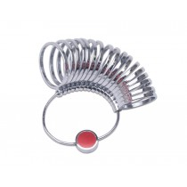 Jumbo Finger Gauge w/ Sizes 16-24