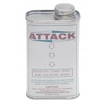 8 Oz - Attack Adhesive Remover Solvent