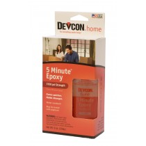Devcon® 5-Minute Epoxy - 4-1/4 Oz Bottles (2)
