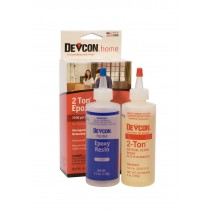 Two Bottles of Devcon® 2-Ton Epoxy