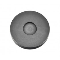 1 Troy Ounce Gold Round Coin Graphite Ingot Mold