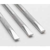 4-Piece Rectangular Flat-End Punch Set 4