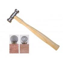 Bullseye Texturizing Hammer