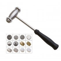 Interchangeable Texturizing Hammer