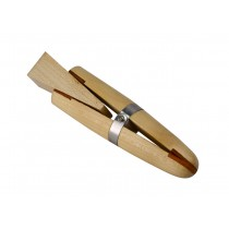 """6"""" Wooden Ring Clamp w/ Wedge"""