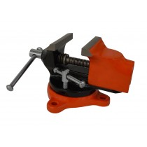 "Mini Benchtop Revolving Swivel Vise with 2"" Jaw Opening"