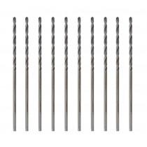 #70 HSS EURO TWIST DRILLS - 10 Pack