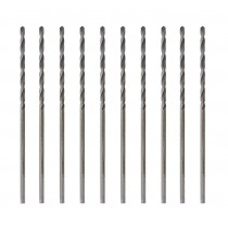 #75 HSS EURO TWIST DRILLS - 10 Pack