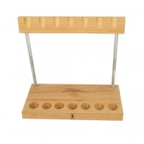 Wooden Craft Hammer Stand (for 7 Hammers)