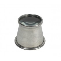 Aluminum Eye Loupe No. 1-1/2