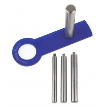 Jump Ring Maker Kit w/ 10 mm, 12 mm, 14 mm, and 18 mm Sizes