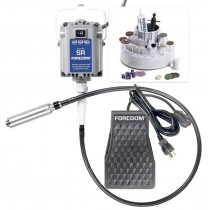 Foredom K.2820 SR Motor Flex Shaft w/ H.30 Handpiece Foot Control & Accessories
