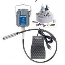Foredom K.TX300 Flex Shaft Jeweler's Kit & Accessories