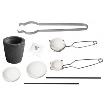 Jewelry Smelting Kit Set for Melting Gold Silver and Copper