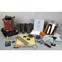 1 Kg All-Inclusive Gold and Silver Melting Furnace Kit