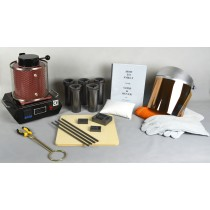 1 Kg Deluxe Gold and Silver Melting Furnace Kit