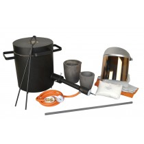 "The 4 Kg ""Melter's"" Propane Furnace Kit"