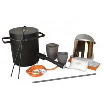 "The 10 Kg Light Duty ""Melter's"" Propane Furnace Kit"
