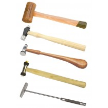5-Piece Jeweler's Hammer Set