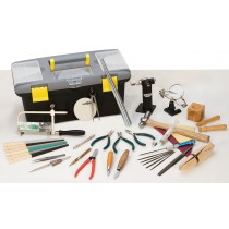 Jeweler's Hand Tool Set - Jewelry Making Kit