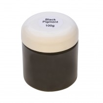 Black Pigment - 100g Jar